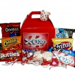 Hugs and Kisses Candy Gift Box