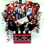Lucky in Love Candy Bouquet