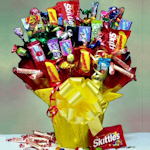 Bloomin' Treats Candy Bouquet Gift