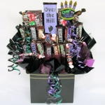 Over the Hill Candy Bouquet