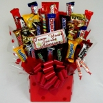 Secret Admirer Candy Bouquet