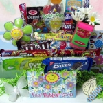 Smilin' Daisies Get Well Gift Box for Girls