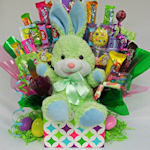 Some Bunny Loves You Easter Candy Gift Box