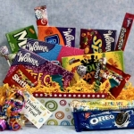 Tasty Treats Candy Gift Tray