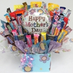 Happy Mother's Day Candy Bouquet