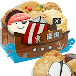 Pirate Ship Cookie Box
