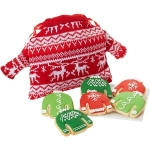 Ugly Sweater Cookie Bag