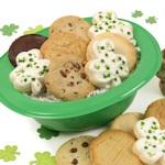 St. Patrick's Day Cookie Hat
