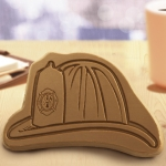 Chocolate Fire Hat (Case of 50)