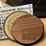 Chocolate Bite Back at the IRS Cookies (Case of 50)