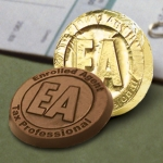 EA Tax Professional Chocolate Coins (Case of 250)