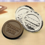 Dark Chocolate Thank You Coins (Case of 250)