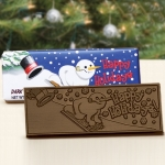 Happy Holidays Candy Bar (Case of 50)