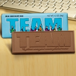 Team Effort Gourmet Chocolate Bar (Case of 50)