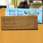 Keep Your Area Neat Candy Bar (Case of 50)