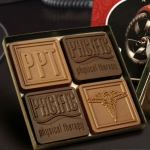 Custom Logo Chocolate Assortment (4 or 8 Pieces)
