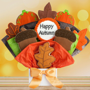 Happy Autumn Cookie Bouquet imagerjs