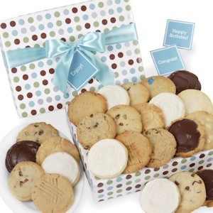 Decorative Dots Cookie Gift Box imagerjs