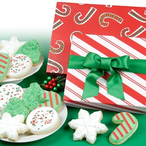 Holiday Cutout Cookie Box imagerjs