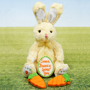 'Somebunny Loves You' Plush imagerjs