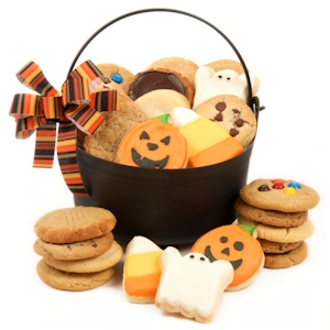 Halloween Cookie Gift Cauldron imagerjs