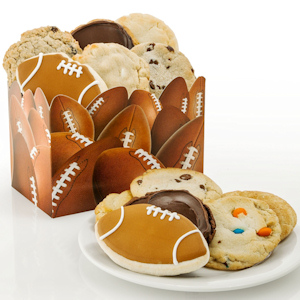 Football Cookie Gift Box imagerjs