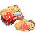 Love Bug Valentine's Cookie Box