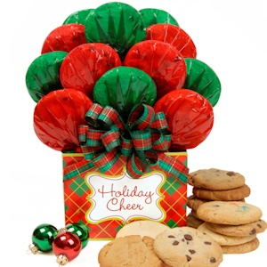 Holiday Cheer Cookie Bouquet imagerjs