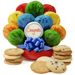 Congrats Cookie Bouquet