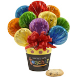 World's Best Teacher Cookie Bouquet