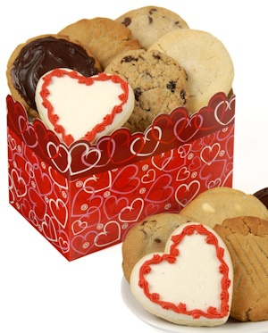 Sweetheart Cookie Gift Box imagerjs