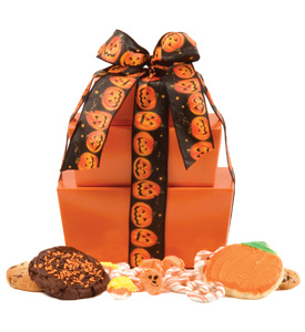 Halloween Cookies & More Tower data-pin-no-hover=