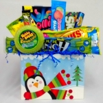 Snow Much Fun Candy Bouquet