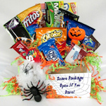 Halloween 'Scare' Care Package