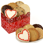 All About Hearts Cookie Gift Box