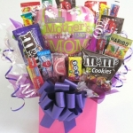 Just For Mom Candy Bouquet