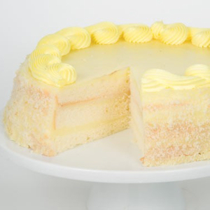 Sunny Lemon Layer Cake imagerjs