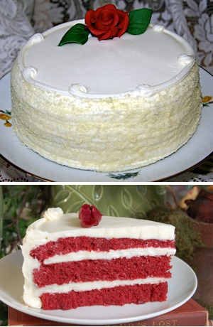 Mother's Day Red Velvet Cake imagerjs