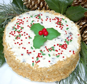 Holiday Carrot Spice Layer Cake imagerjs