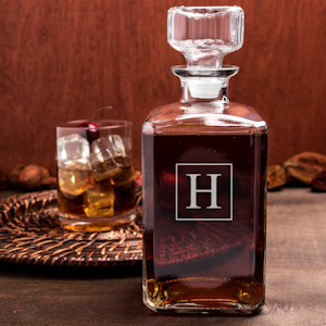 Personalized Decanter imagerjs