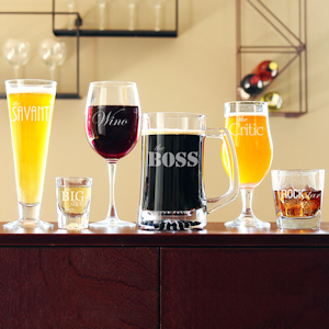 Party Glassware Set (6 Pieces) imagerjs