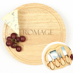 Fromage Cheese Board 5 Piece Set