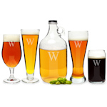 Personalized Party Glassware Set