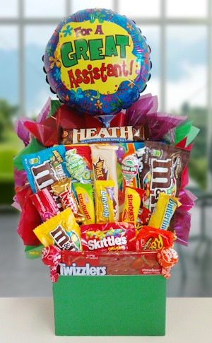 Happy Assistant's Day Candy Gift Box image