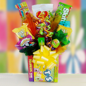 Simply Sour Candy Bouquet imagerjs