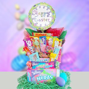 Candy Base Easter Candy Bouquet imagerjs
