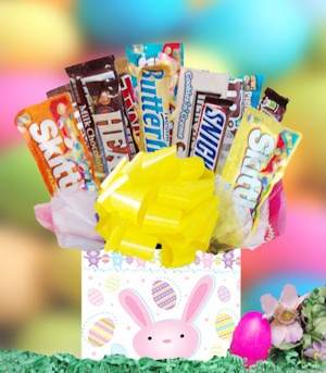 Easter Candy Bouquet imagerjs