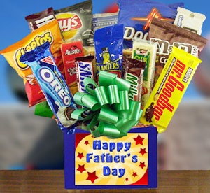 Father's Day Snack Time Gift Box imagerjs