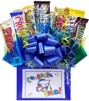 Graduation Candy Bouquet imagerjs