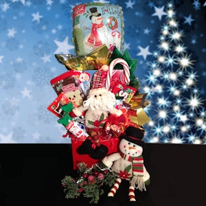 Holiday Wishes Candy Gift imagerjs